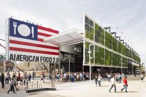 Padiglione USA - Expo2015