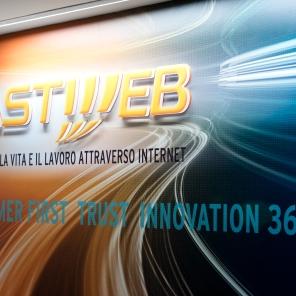 Fastweb graphics