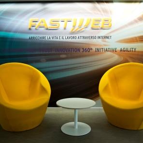 Fastweb offices - Milan
