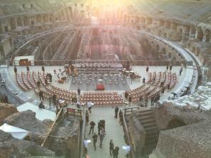 Cena di Gala - Colosseo